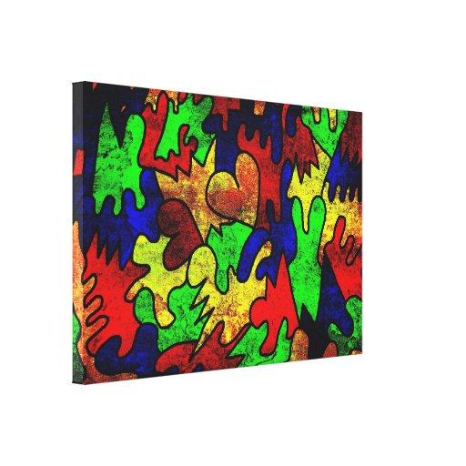 Canvas printing canvas Canvas print