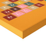 Happy  Periodic  Table Day Fellow Nerds  Canvas Prints