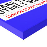 make your own street sign  Canvas Prints