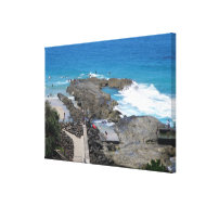Canvas Rainbow Bay Queensland Australia Gallery Wrapped Canvas