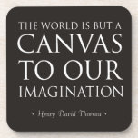 Canvas To Our Imagination Coasters