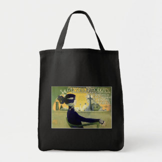 Canvas Totebag: Art Nouveau - La Maison Moderne Tote Bag