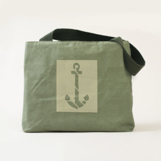Canvas Utility Tote with ANCHOR