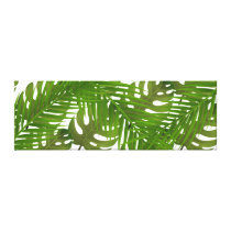 Canvas Wall Art-Tropical Leaves