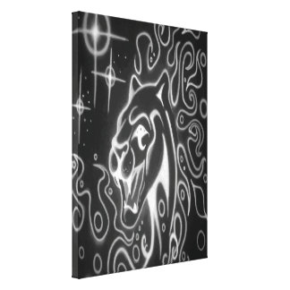canvas wall hanging abstract stretched canvas print