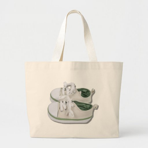 CanvasBabyShoes101610 Tote Bag
