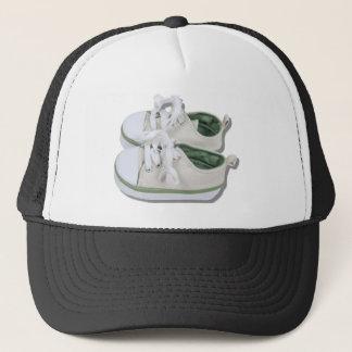 CanvasBabyShoes101610 Trucker Hat