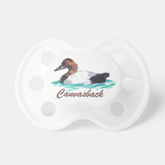 CANVASBACK CHUPETES