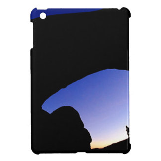 Canyon Arches At Twilight Utah Cover For The iPad Mini