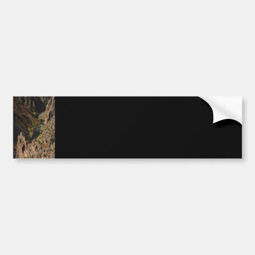 Canyon Bumper Sticker