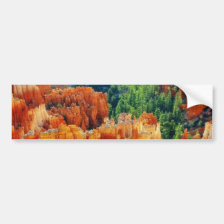 Canyon Car Bumper Sticker