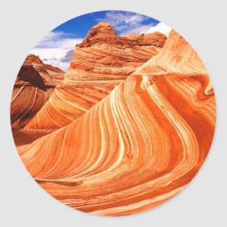 Canyon Colorado Plateau Paria Utah Stickers