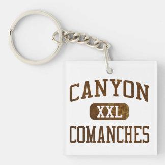 Canyon Comanches Athletics Keychain