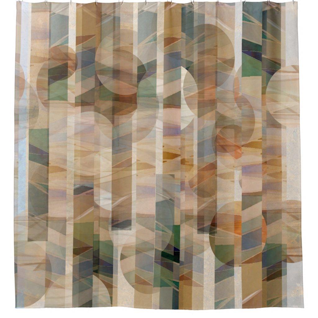 Canyon Craftsman Style Bold Print