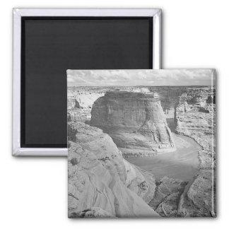 Canyon de Chelly Arizona by Ansel Adams Magnet