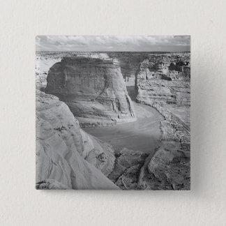 Canyon de Chelly Arizona by Ansel Adams Pinback Button