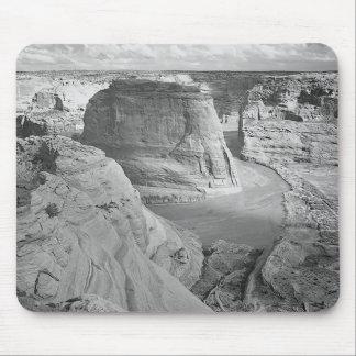 Canyon de Chelly Arizona de Ansel Adams Mousepad