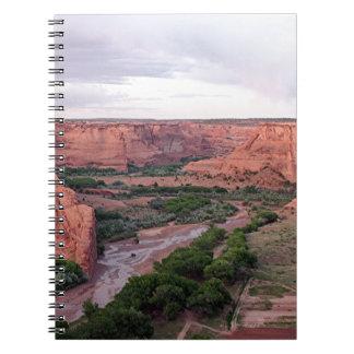 Canyon de Chelly, Arizona, Southwest USA 1 Note Book