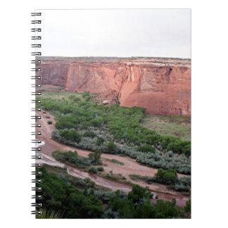 Canyon de Chelly, Arizona, Southwest USA 2 Note Book