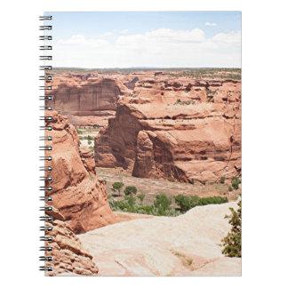 Canyon de Chelly, Arizona, Southwest USA 4 Journals