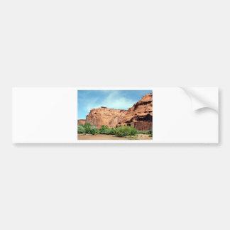 Canyon de Chelly Arizona USA 10 Bumper Sticker