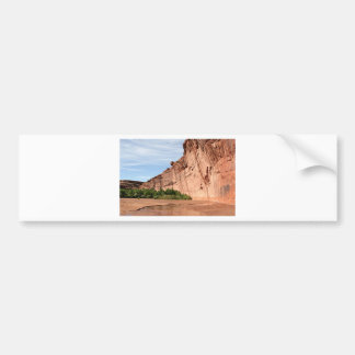 Canyon de Chelly Arizona USA 6 Bumper Sticker