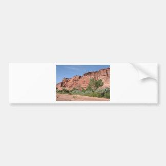 Canyon de Chelly Arizona USA 7 Bumper Stickers