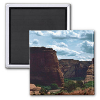 Canyon de Chelly National Monument 2 Inch Square Magnet