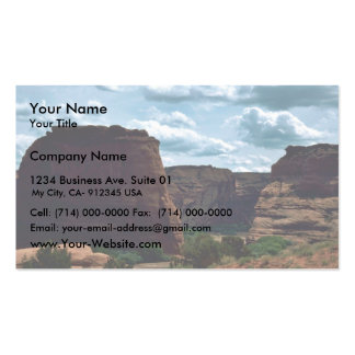 Canyon de Chelly National Monument Business Card