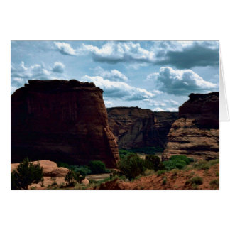 Canyon de Chelly National Monument Greeting Cards