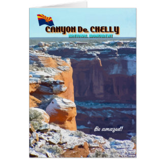Canyon De Chelly National Monument Card