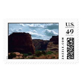 Canyon de Chelly National Monument   Stamp