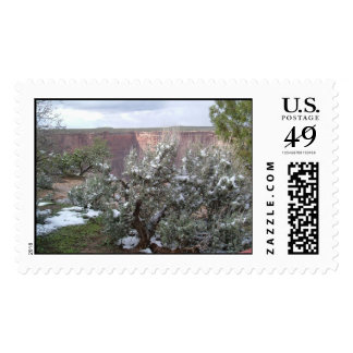 Canyon de Chelly Stamp