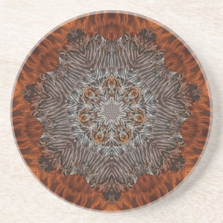 Canyon Feathers Drink Coasters