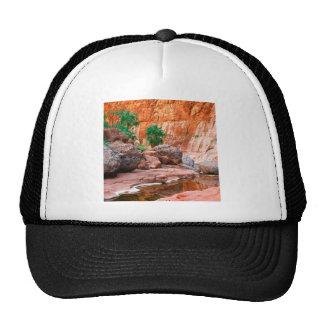Canyon Hidden Oasis El Cajon Baja Mexico Trucker Hat