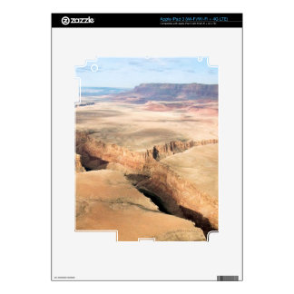 Canyon in the Canyon iPad 3 Skin