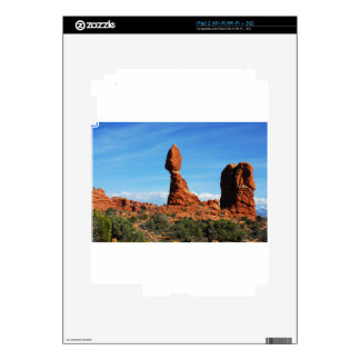 canyon lands balanced rock decals for the iPad 2
