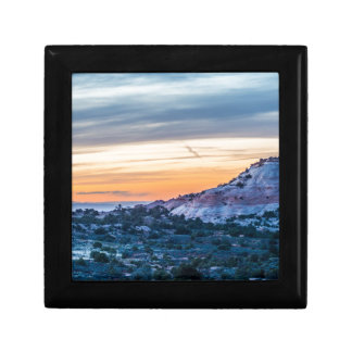 Canyon lands national park in utah jewelry box
