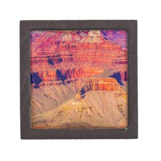 Canyon lands national park Utah Keepsake Box