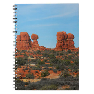 canyon lands notebook