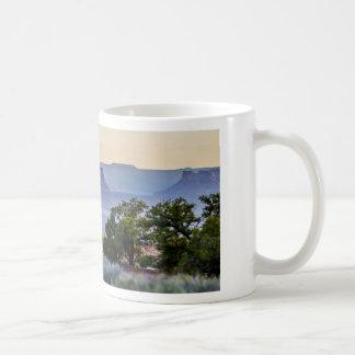 Canyon lands sunset in Utah Coffee Mug