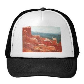canyon landscape hats