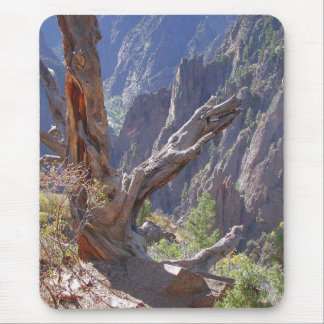 Canyon Landscape Mouse Pad