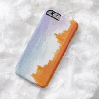 Canyon landscape painting iPhone 6 case