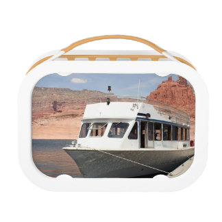 Canyon Odyssey boat, Lake Powell Lunch Box