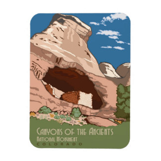 Canyon of the Ancients Magnet