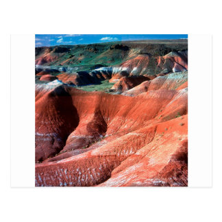 Canyon Painted Desert Postcard
