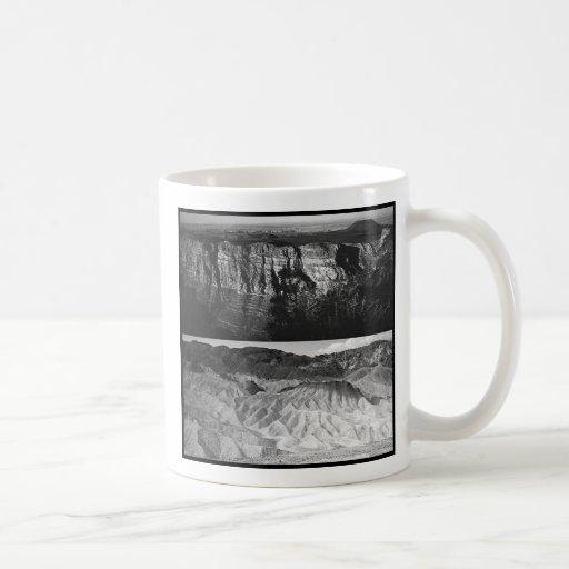 Canyon Panorama #1 mug