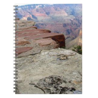 Canyon Path Notebook