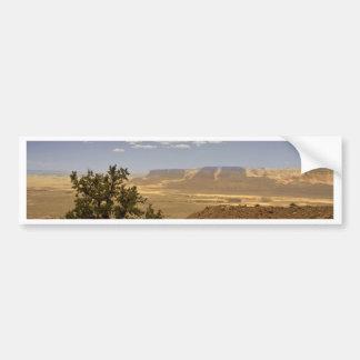 Canyon Rim Car Bumper Sticker